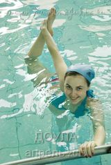 Фитнес центр Доула, аквааэробика для беременных, фото №6