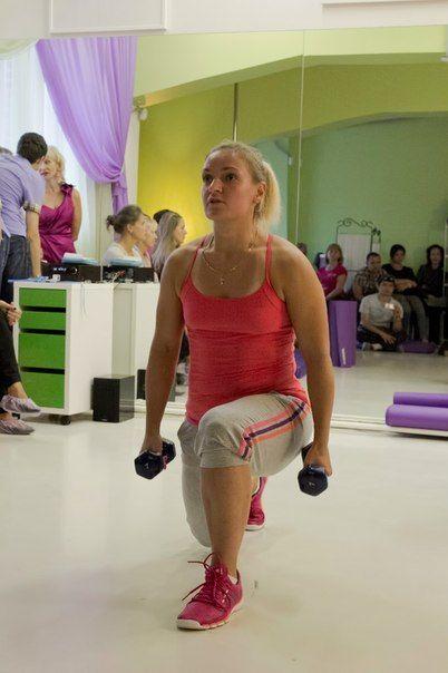 поспелова фитнес фото центре