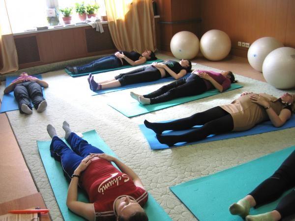 Фитнес центр Курсы подготовки к родам СКАЗКА ОЖИДАНИЯ, фото №11