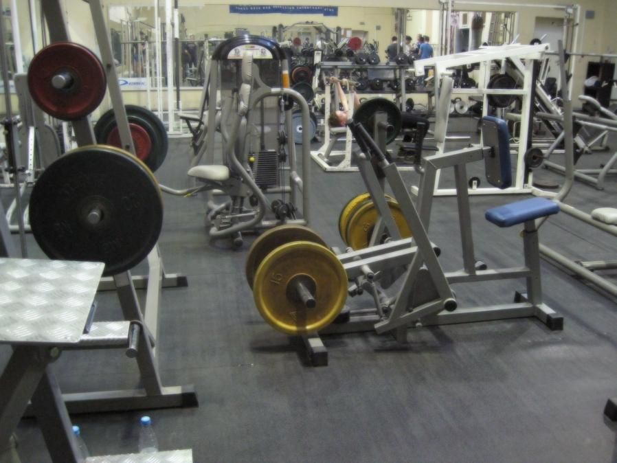 Фитнес центр МАЯК, фото №11