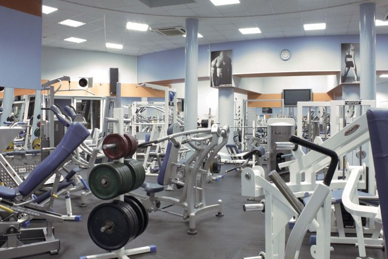 Фитнес-центр , фото №4