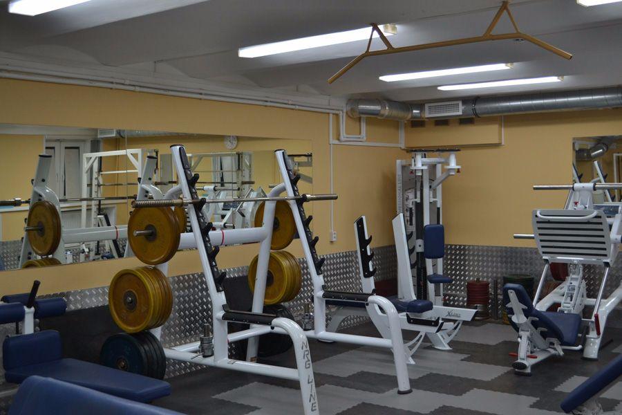 Фитнес центр Эллада, фото №1