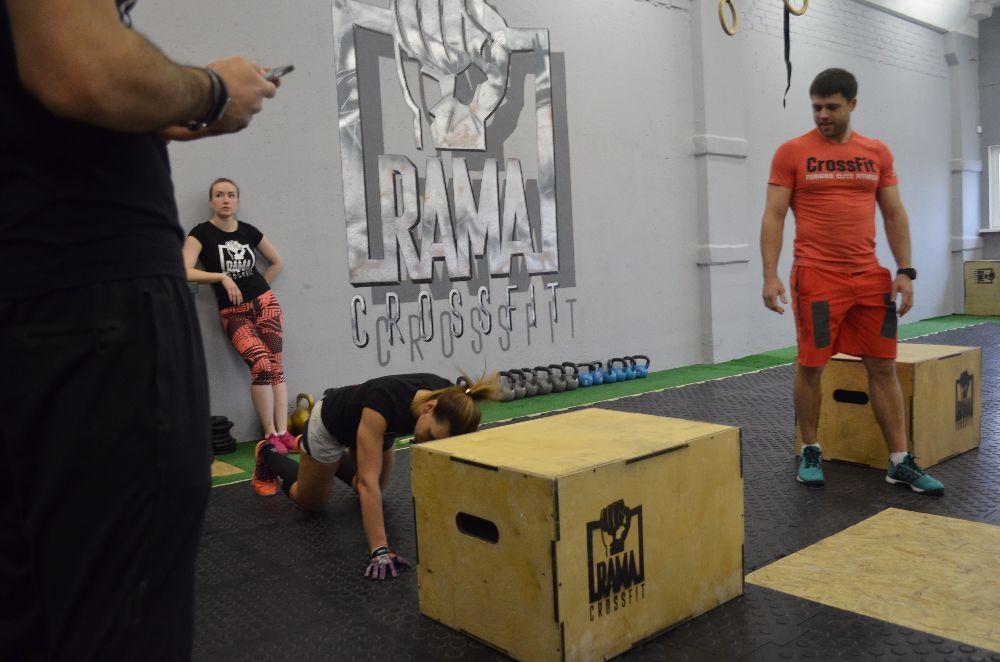 Фитнес центр Rama Crossfit, фото №3