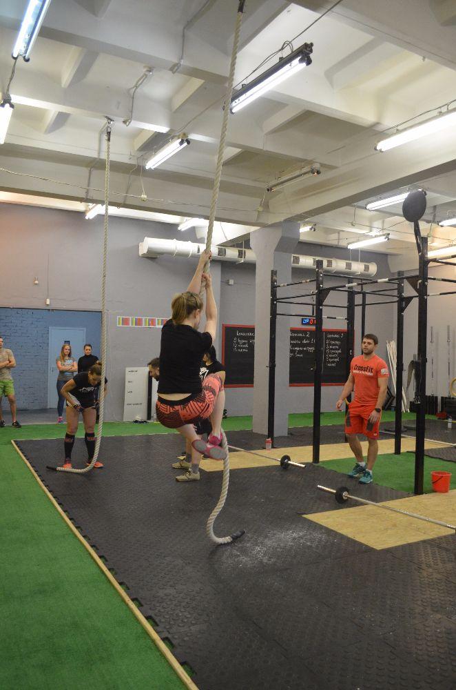 Фитнес центр Rama Crossfit, фото №9