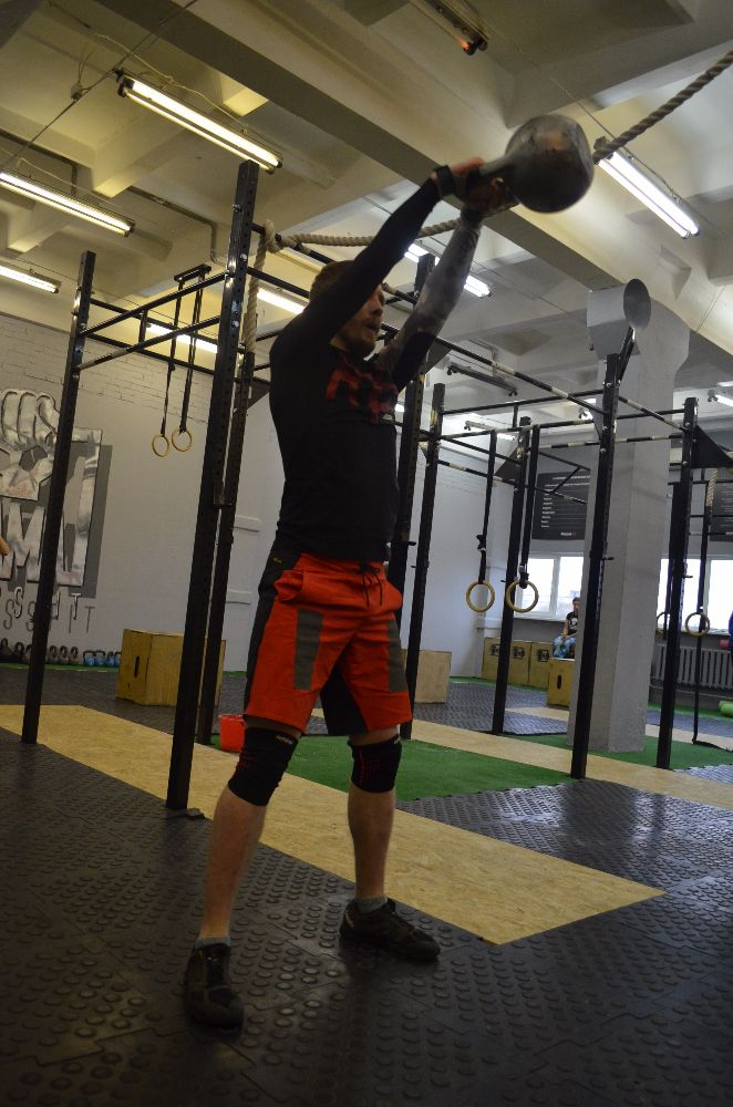 Фитнес центр Rama Crossfit, фото №7
