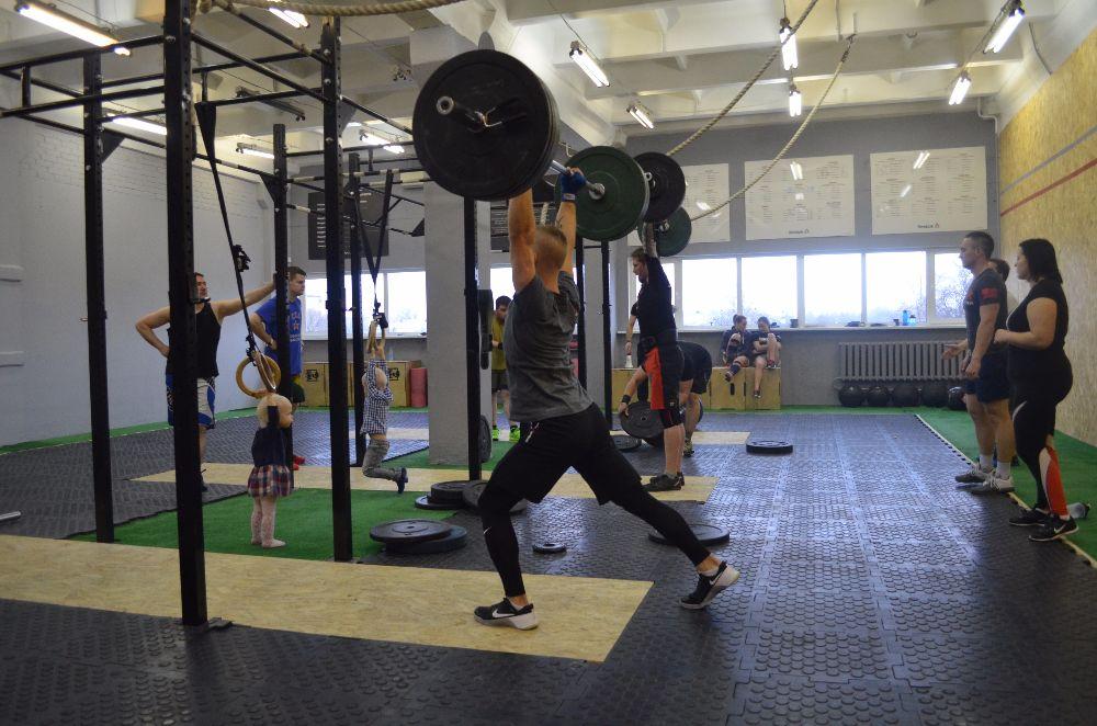 Фитнес центр Rama Crossfit, фото №8