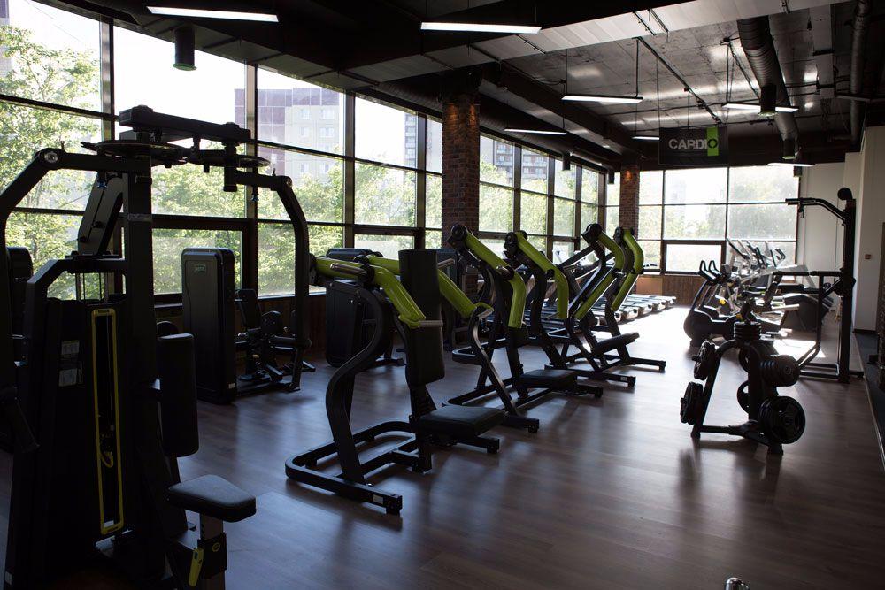 Фитнес центр , фото №2